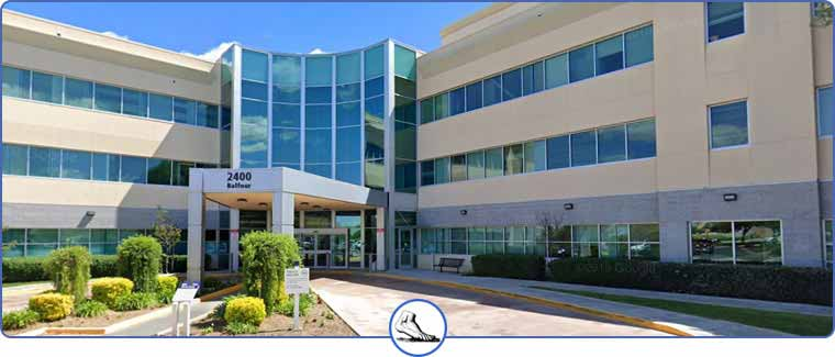 Directions to Podiatrist in Brentwood, CA 94513 On Balfour Road