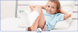 Child Sprained Ankle Clinic Near Me in Brentwood CA and Walnut Creek CA